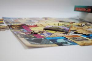 Игральные наборы, карты, пазлы