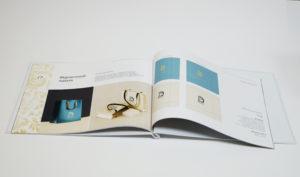 Брендбук для бренда ювелирных украшений